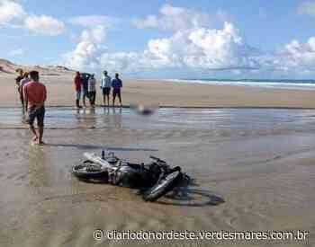 Motorista encontra corpo de homem na Praia de Maceió, em Itapipoca - Segurança - Diário do Nordeste