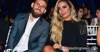 Rafaella Santor, irmã de Neymar, reata namoro com Lucas Lima, do Palmeira, diz colunista - Blasting News Brasil