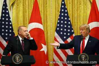 Telefonemas de Trump e Erdogan alarmam Casa Branca - Monitor Do Oriente Medio