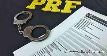 PRF prende em Bayeux homem com mandado de prisão por violência doméstica contra a esposa, violação sexual e ameaça - ClickPB