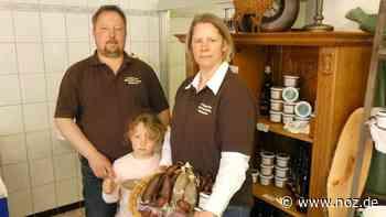 Familienbetrieb in dritter Generation: Metzger Niepmann aus Nortrup stellt exklusive Wildprodukte selbst her CC-Editor öffnen - noz.de - Neue Osnabrücker Zeitung