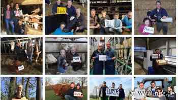 """Plädoyer für regionale Produkte: Landwirte aus Berge, Menslage und Nortrup: """"Wir versorgen Euch"""" CC-Editor öffnen - noz.de - Neue Osnabrücker Zeitung"""