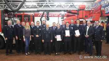 6421 Dienststunden geleistet : Freiwillige Feuerwehr Nortrup blickt auf einige schwere Einsätze zurück CC-Editor öffnen - noz.de - Neue Osnabrücker Zeitung