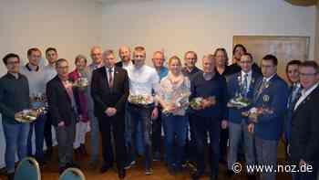 Mit Rück- und Ausblick: Gemeinde Nortrup zeichnet beim Ehrenamtstag verdiente Bürger aus CC-Editor öffnen - noz.de - Neue Osnabrücker Zeitung