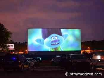 Place des Festivals Zibi to screen outdoor films