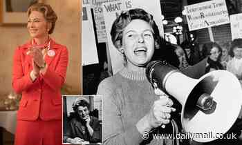 Mary Whitehouse... eat your heart out! US moral crusader Phyllis Schlafly hated feminism