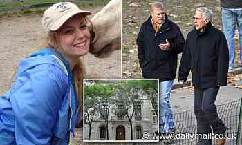 Woman claims she was raped by Jeffrey Epstein when she was 17 after a nude photoshoot