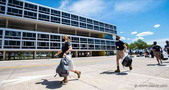 Air Force Academy sees COVID outbreak among incoming cadets