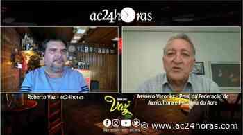 Evasão fiscal na venda clandestina de bezerros do Acre não é de R$ 100 milhões, diz Assuero - ac24horas