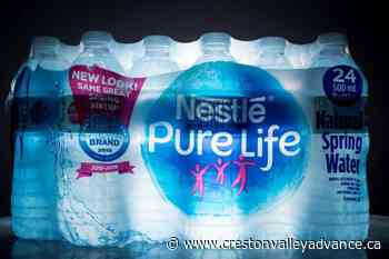 Nestle Canada selling bottled water business to local family-owned company - Creston Valley Advance