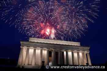 Trump plans huge July 4 fireworks show despite DC's concerns - Creston Valley Advance