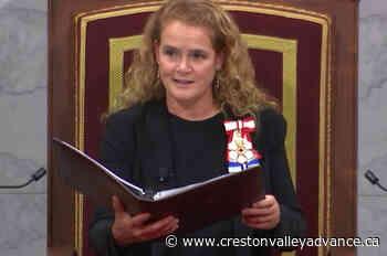 Gov. General honours Canadians for bravery, volunteer service - Creston Valley Advance