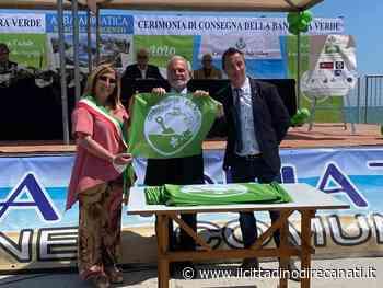 Porto Recanati oggi innalza la Bandiera Verde, spiaggia a misura di bambino - Il Cittadino di Recanati