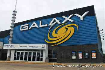Galaxy Cinemas in Moose Jaw not opening Friday with other theatres in Sask. - moosejawtoday.com