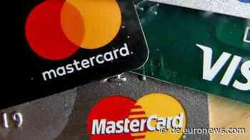Alternative zu Mastercard und Visa: Europäische Banken arbeiten an Bezahlsystem - Euronews