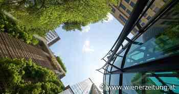 Banken wünschen sich klarere Regeln für grüne Finanzierung - Wiener Zeitung