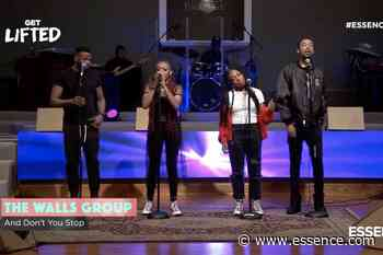The Walls Group Perform at the Essence Festival of Culture