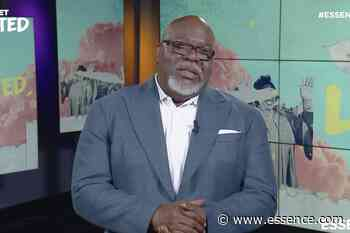 Bishop T.D. Jakes Welcomes People to the Get Lifted Sunday Celebration 2020