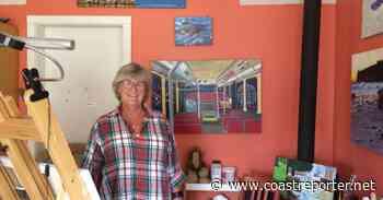 Elphinstone: The artists of Pratt Road (part 1) - Coast Reporter