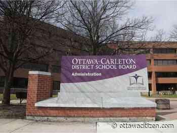 Secondary school report cards delayed: Ottawa-Carleton District School Board