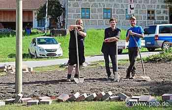 Garching soll blühen: Gemeinderäte packen mit an - Passauer Neue Presse