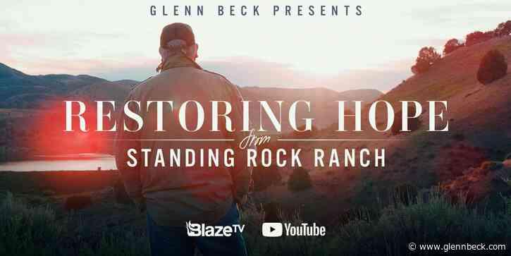 LIVE NOW: Restoring Hope: Glenn Beck honors an America WORTH SAVING
