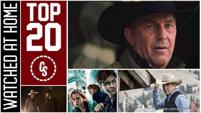 Watched at Home: Top 20 Streaming Films for the Week of June 26