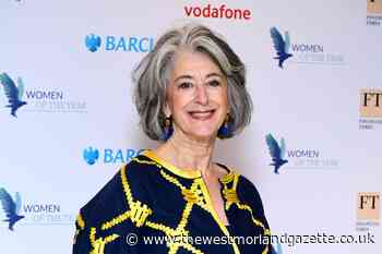 Maureen Lipman says it was 'impossible to grieve' after her husband's death