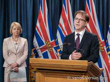 COVID-19: B.C. health officials announce 24 new cases, three new deaths, stress 'travel manners' in Phase 3