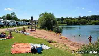 Breitenbacher See: Bürgermeister kündigt verstärkte Kontrollen an - HNA.de