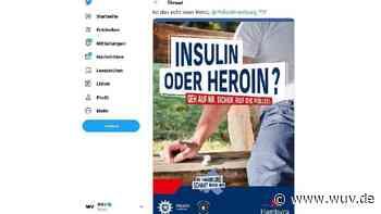 Polizei Hamburg hat Ärger in Social Media - W&V - Werben & Verkaufen