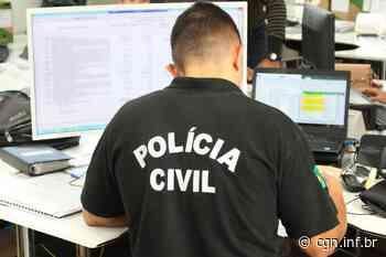 PCPR prende suspeito de homicídio em Rio Branco do Sul - CGN