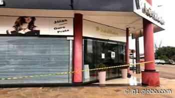 Empresária é morta durante assalto a joalheria em Ametista do Sul; um suspeito é preso - G1