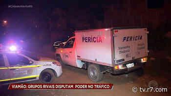 Viamão: grupos rivais disputam poder no tráfico - R7