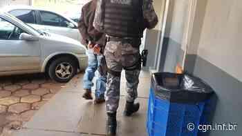 Condenado por homicídio no Rio Grande do Sul é preso no Riviera - CGN