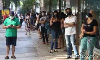 Bairro da Zona Sul do Rio registra isolamento social de 20% - Jornal O Globo