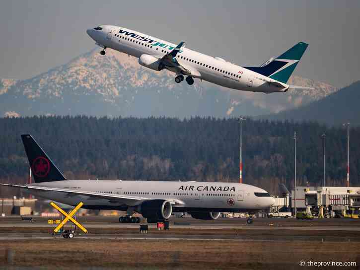 Letters to The Province, July 3, 2020: What Trump, Air Canada, and WestJet have in common