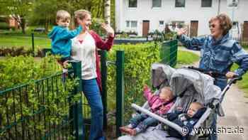 Kreis Rendsburg-Eckernförde: Wellcome: Ehrenamtler helfen jungen Familien | shz.de - shz.de