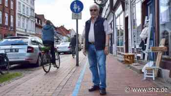 Rendsburg: Ärger über rücksichtslose Fahrradfahrer in der Königstraße | shz.de - shz.de