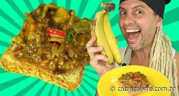 Carne de casca de banana bem temperadinha: veja como fazer - Catraca Livre - Serviço