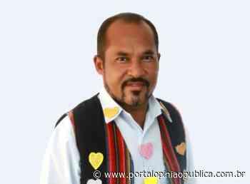 Amigo Mesquita é um dos pré-candidatos do PDT a vereador em Mauá - Portal Opinião Pública