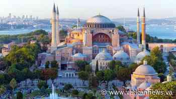 Bartolomeu: reconversão de Santa Sofia em mesquita criará discórdia entre cristãos e muçulmanos - Vatican News