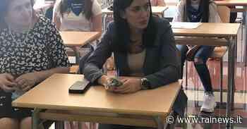 La ministra Azzolina a Campobasso conferma: ''Il 14 settembre si riparte'' - TGR Molise - TGR – Rai