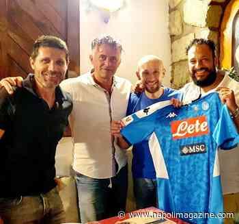 FOTO SHOW - Club Napolipassion Campobasso, incontro con Baldini e Gaetano Fontana ad Ischia - Napoli Magazine