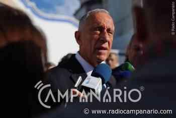 Presidente da República, Marcelo Rebelo de Sousa, deixa mensagem de solidariedade e força a todos os Reguenguenses - Rádio Campanário