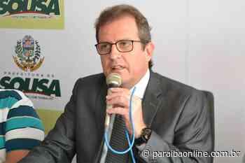 Assessor explica reajuste salarial sancionado pelo prefeito de Sousa • Paraíba Online - Paraíba Online