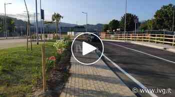 Albissola Marina, aperta al traffico la nuova strada in località Galaie che unisce il centro e l'ex area industriale - IVG.it