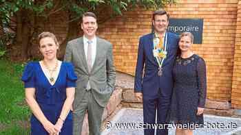 Freudenstadt: Präsidentenwechsel beim Rotary Club Freudenstadt - Freudenstadt - Schwarzwälder Bote