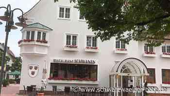 Freudenstadt: Corona-Krise: Schwanen wird zum Hotel Garni - Freudenstadt - Schwarzwälder Bote