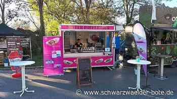 Freudenstadt: Streetfood als Drive-In - Freudenstadt - Schwarzwälder Bote